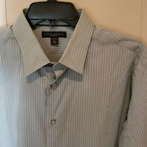 Banana Republic Mens Shirt Medium 15-15 1/2